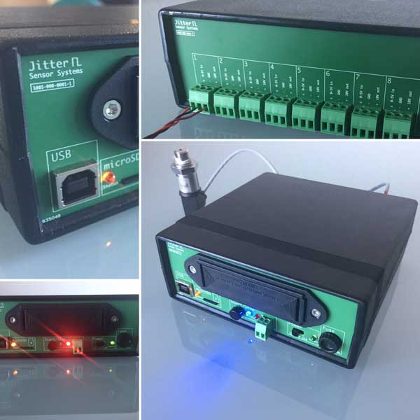 8-channel Data Acquisition System