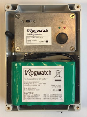 Frogwatch Vibration Sensor